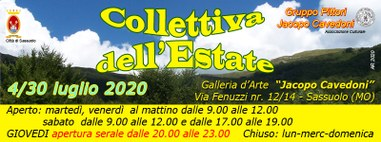 Collettiva dell'Estate