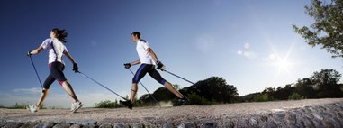Nordic Walking serale