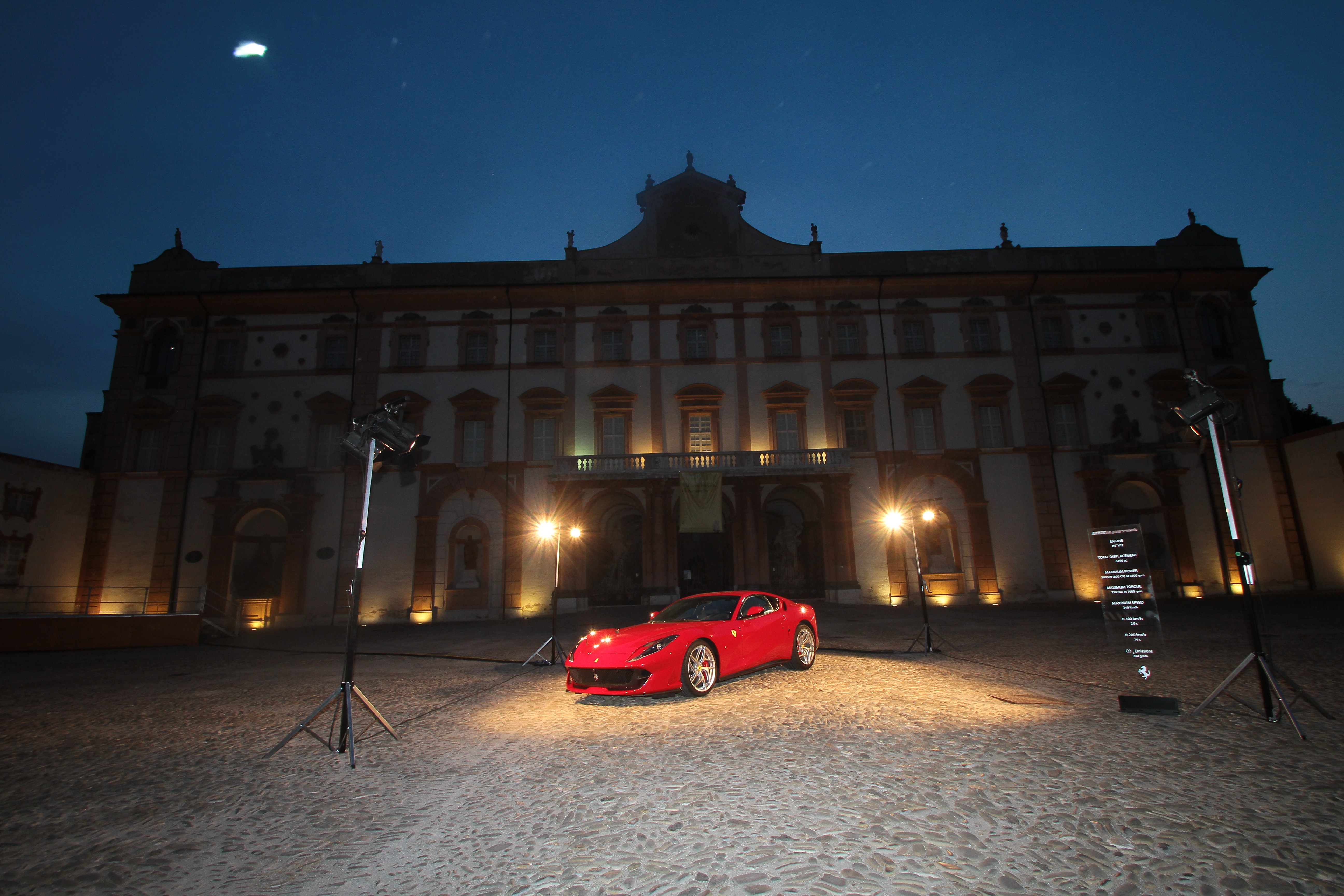 812 FAST IN PIAZZALE ROSA