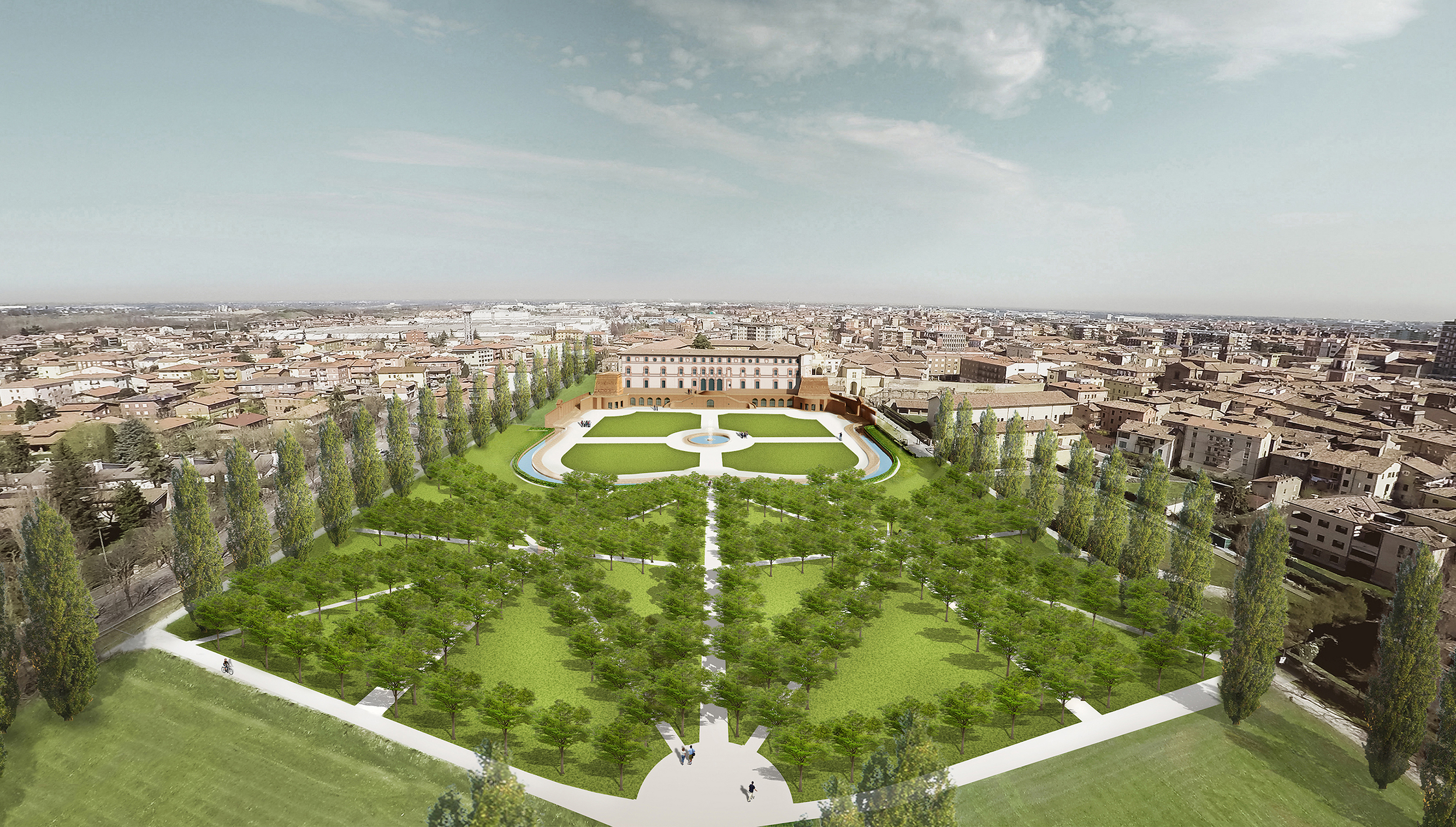 Progetto Parco Ducale