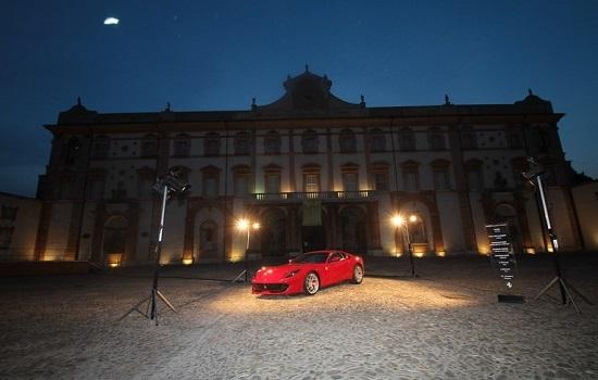 Ferrari a Sassuolo
